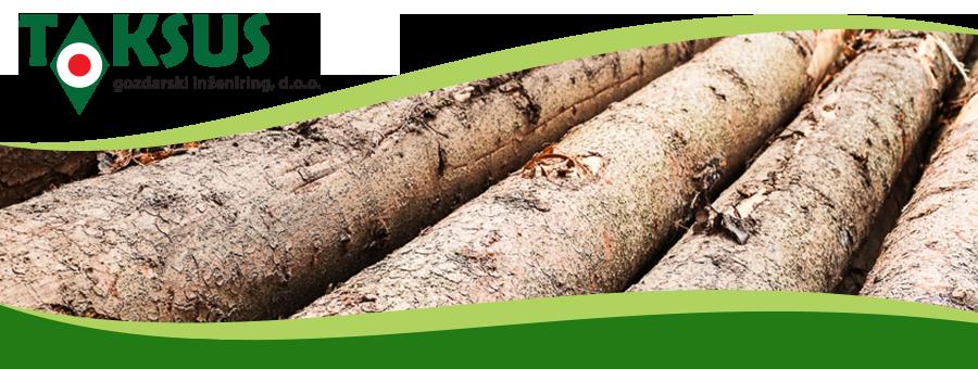 odkup lesa, taksus, okrogel les, skrbništvo gozda,prodaja lesa